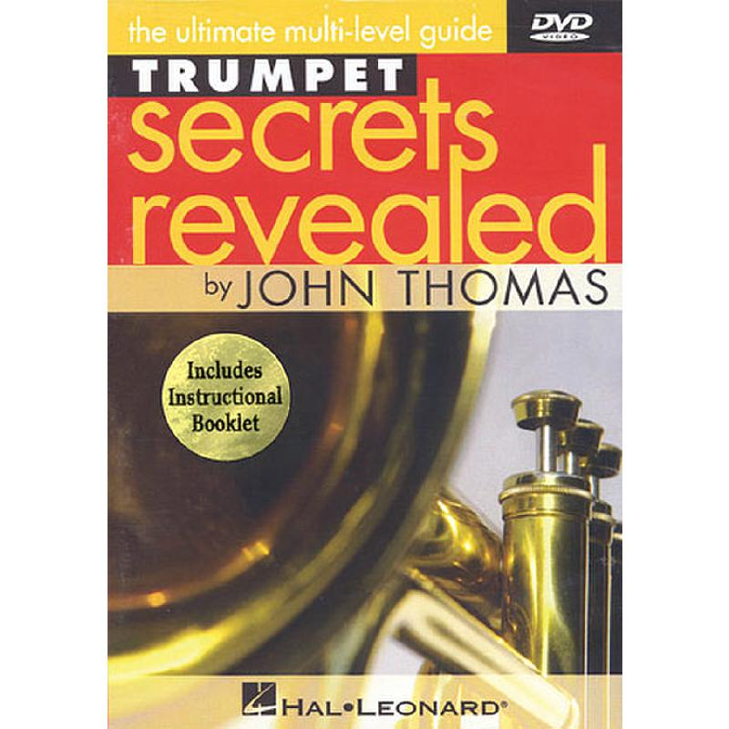 Titelbild für HL 320623 - TRUMPET SECRETS REVEALED