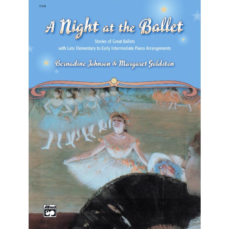 Titelbild für ALF 17578 - A NIGHT AT THE BALLET