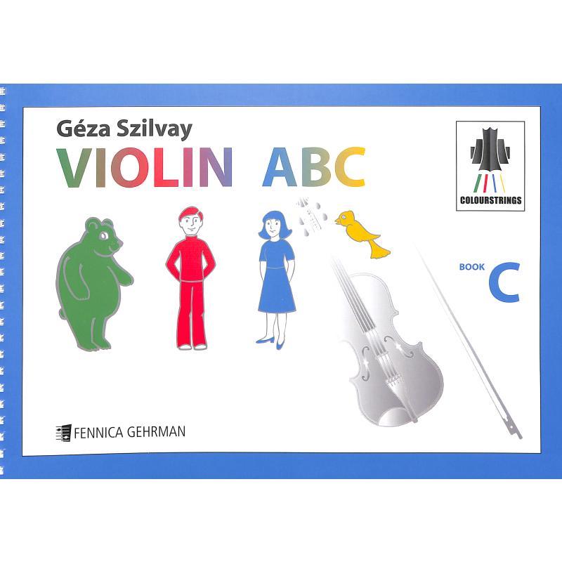 Titelbild für FENNICA 327-0 - Colourstrings Violin ABC Book C