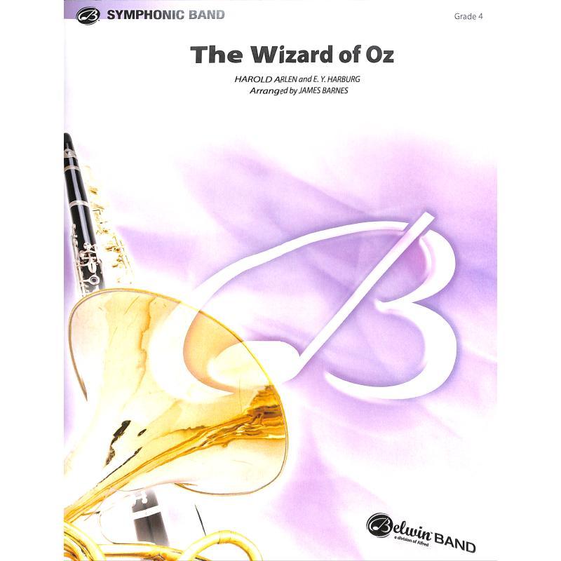Titelbild für CB 9523 - THE WIZARD OF OZ (DER ZAUBERER