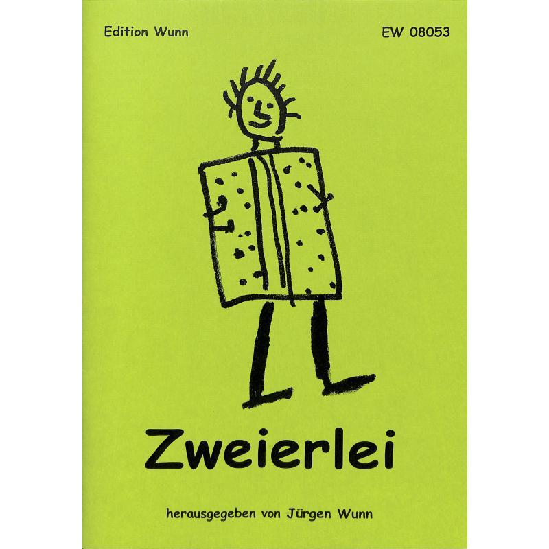 Titelbild für EWG 08053 - ZWEIERLEI