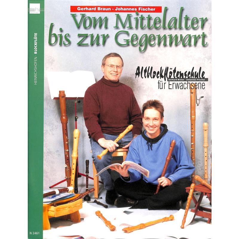Titelbild für N 2461 - VOM MITTELALTER BIS ZUR GEGENWART