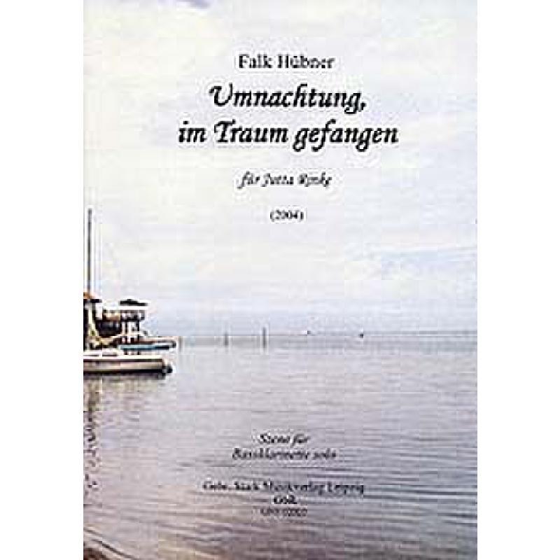Titelbild für GNS 02003 - UMNACHTUNG IM TRAUM GEFANGEN