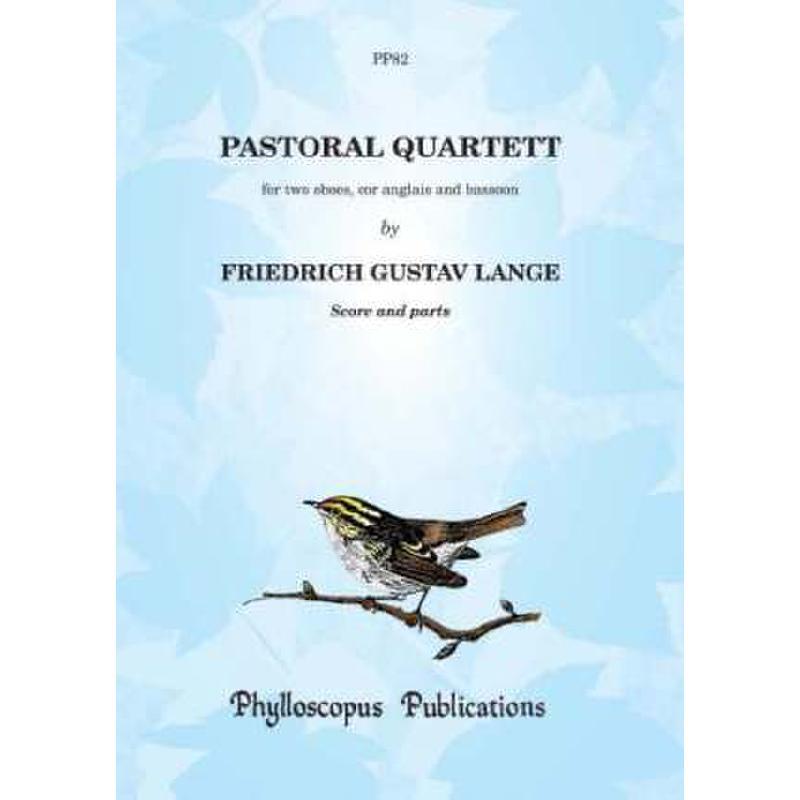 Titelbild für PHYLL -PP82 - PASTORAL QUARTETT