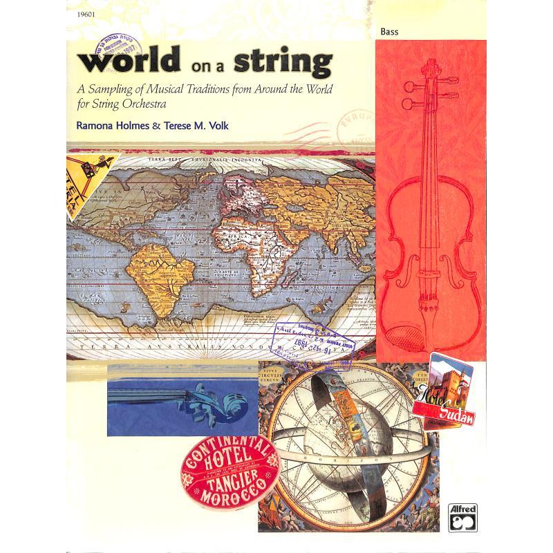Titelbild für ALF 19601 - WORLD ON A STRING