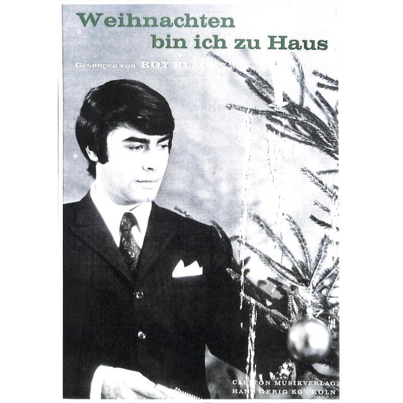Titelbild für HGCM 324 - WEIHNACHTEN BIN ICH ZU HAUS