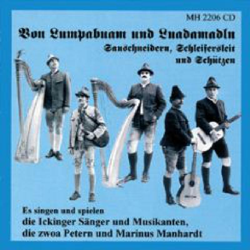 Titelbild für MH 2206-CD - VON LUMPABUAM UND LUADAMADLN