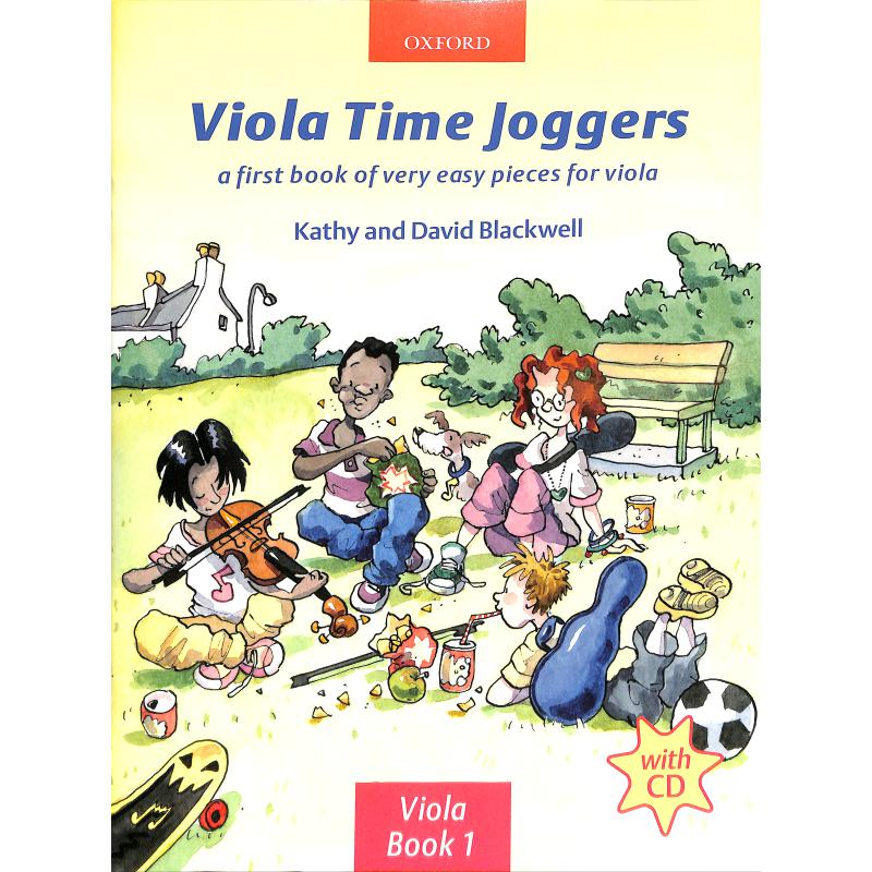 Titelbild für 978-0-19-322117-8 - VIOLA TIME JOGGERS 1