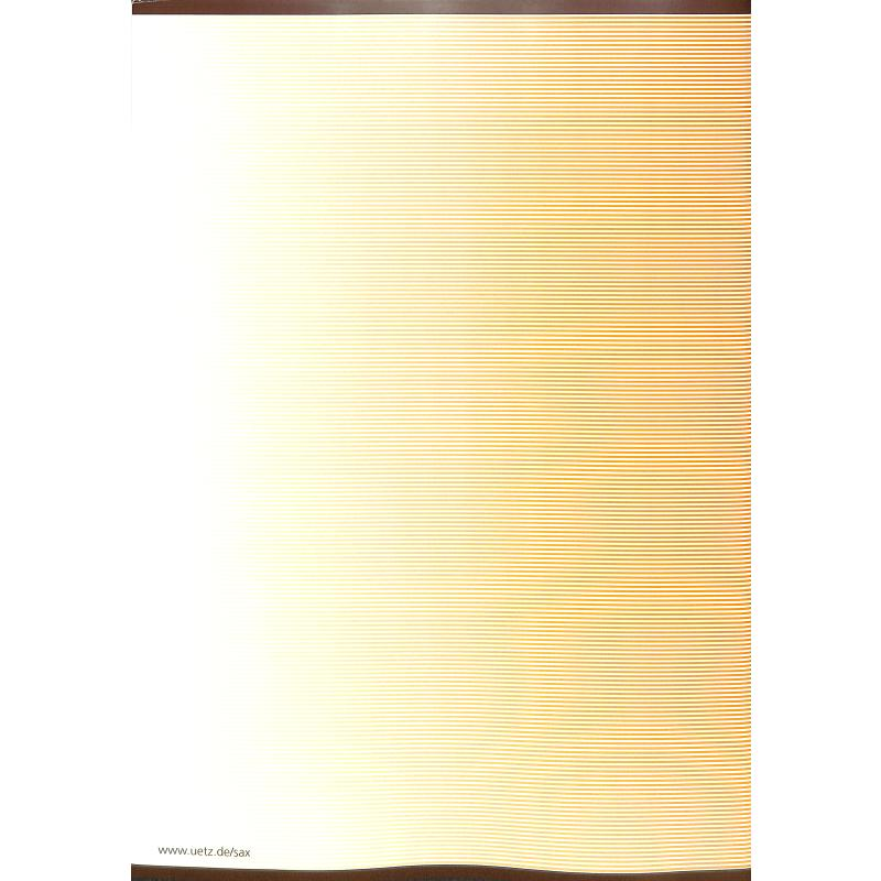 Notenbild für UETZ 7007 - A SAXOPHONE JOURNEY