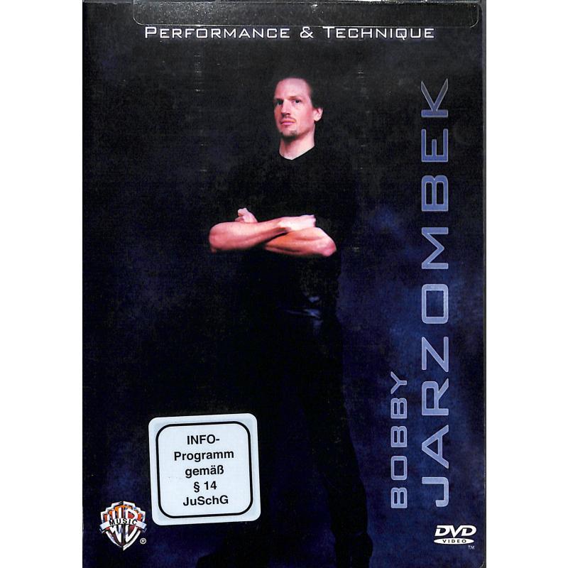 Titelbild für DVD 908110 - PERFORMANCE + TECHNIQUE