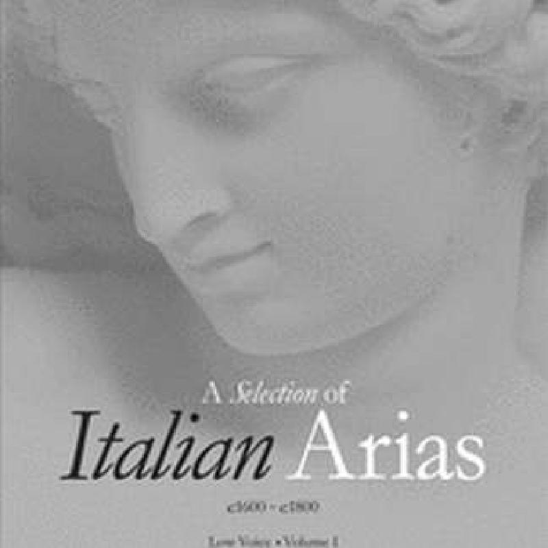 Titelbild für 978-1-85472-240-9 - A selection of italian arias 1