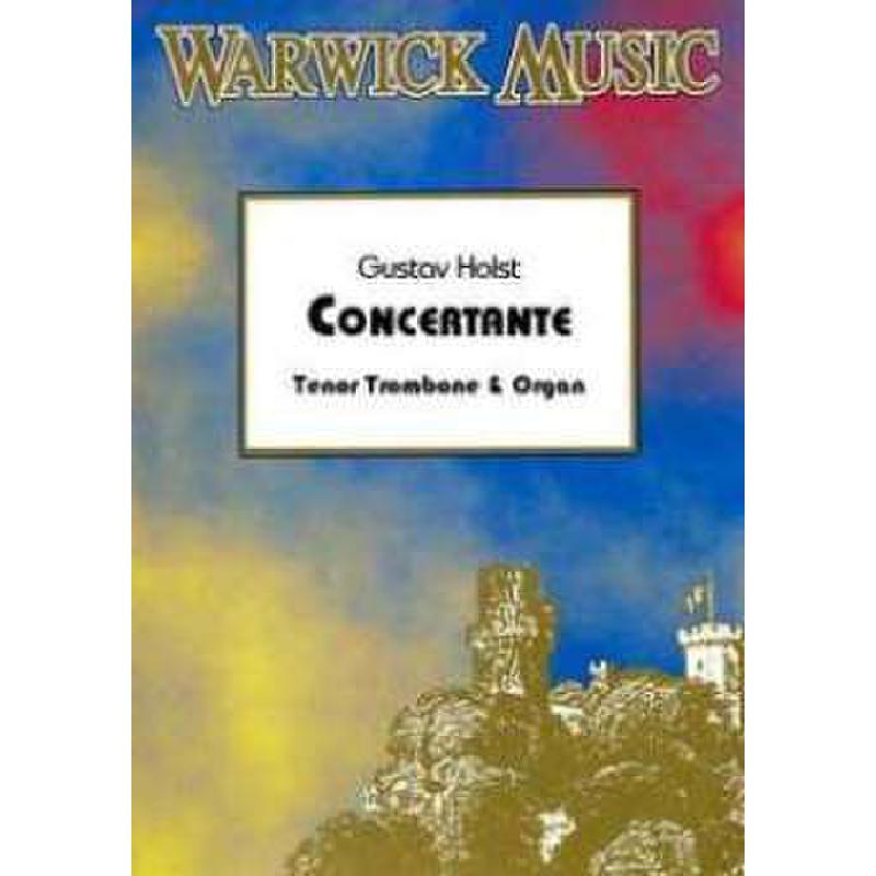 Titelbild für WWM -TB100 - Concertante