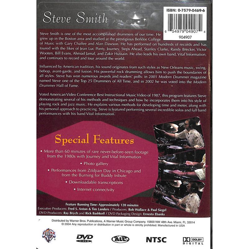 Notenbild für DVD 904907 - PART 1