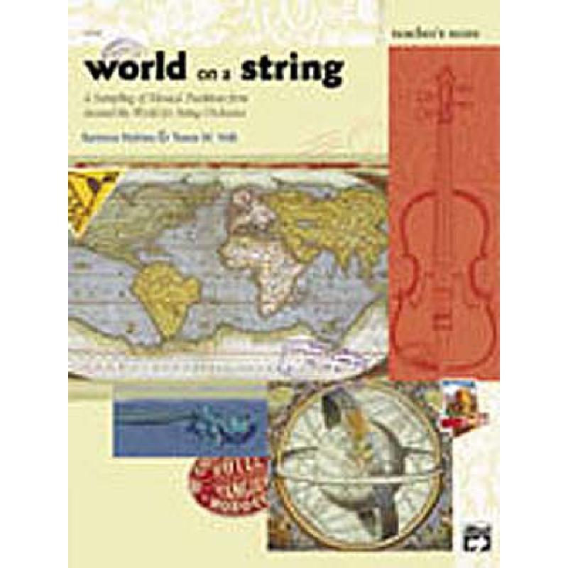 Titelbild für ALF 19600 - WORLD ON A STRING
