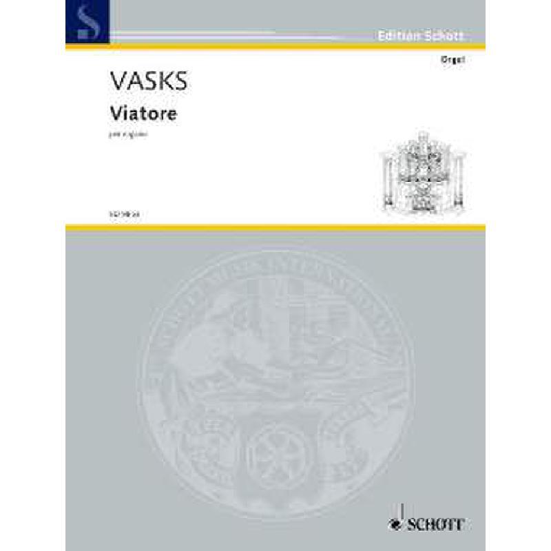 Titelbild für ED 9853 - VIATORE (2002)