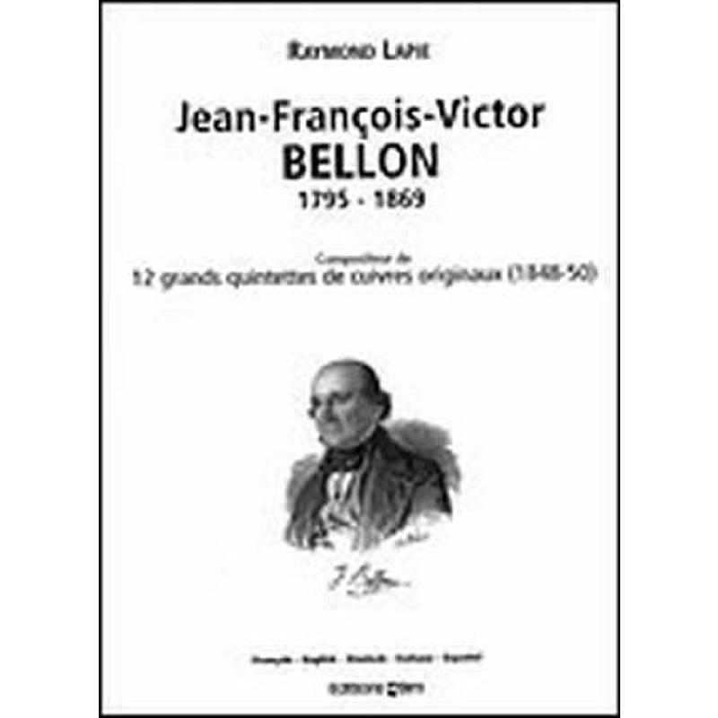 Titelbild für BIM 17 - JEAN FRANCOIS VICTOR BELLON