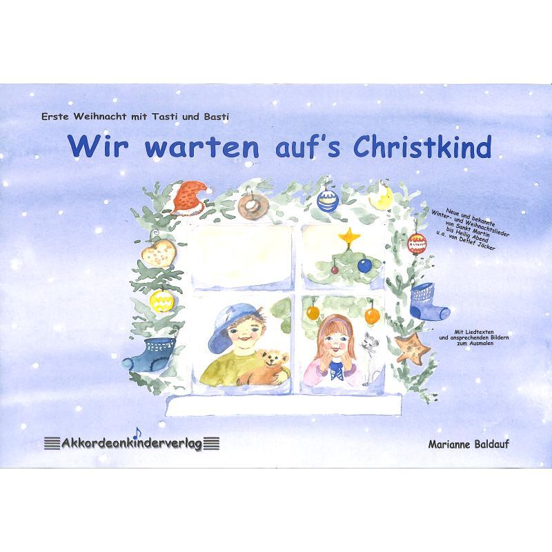Titelbild für AKV 1003-1MB - WIR WARTEN AUFS CHRISTKIND