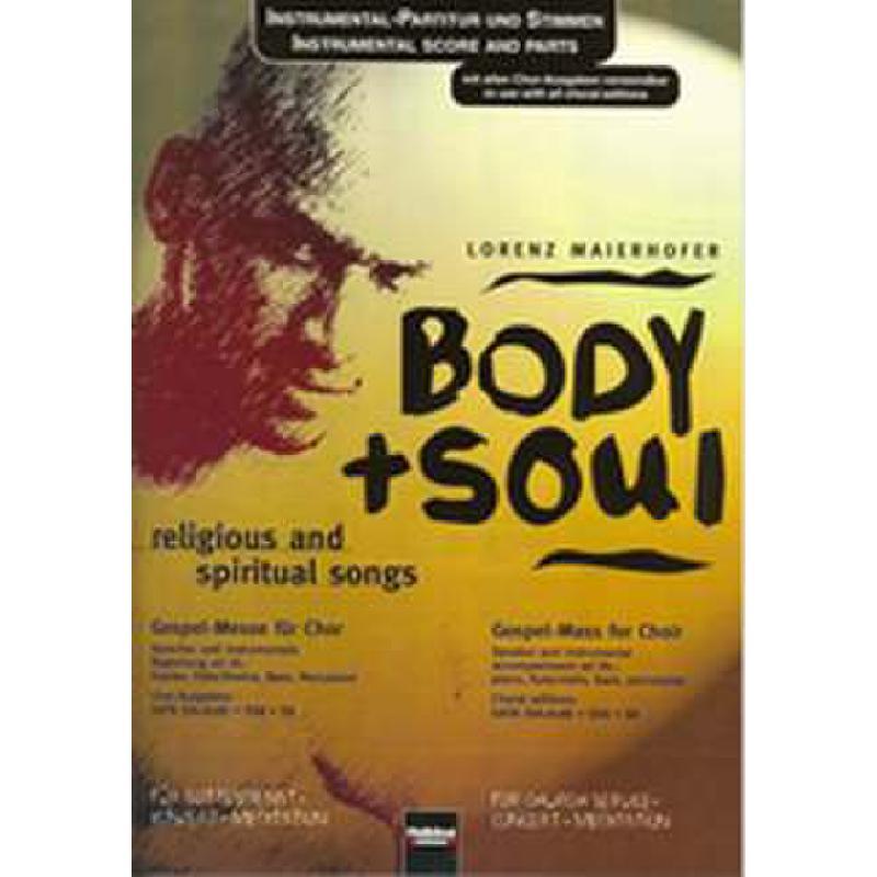 Titelbild für HELBL -C5461 - BODY + SOUL
