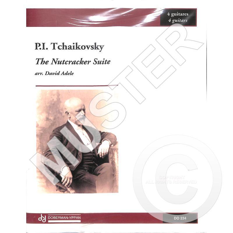 Titelbild für DOBERMAN 234 - NUSSKNACKER SUITE OP 71A