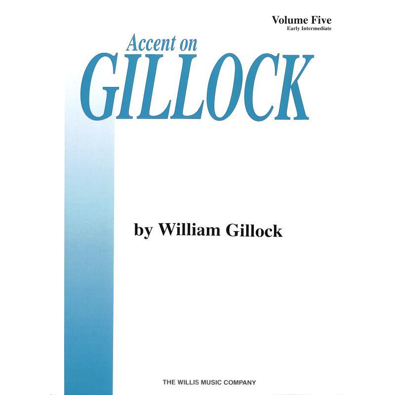 Titelbild für HL 405997 - ACCENT ON GILLOCK 5