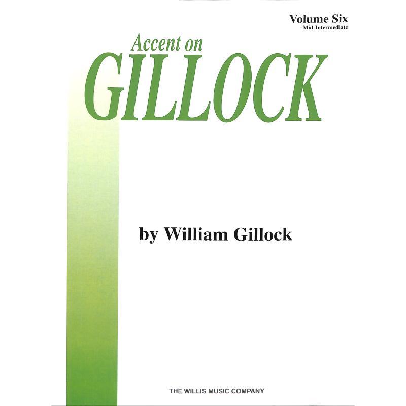 Titelbild für HL 405999 - ACCENT ON GILLOCK 6