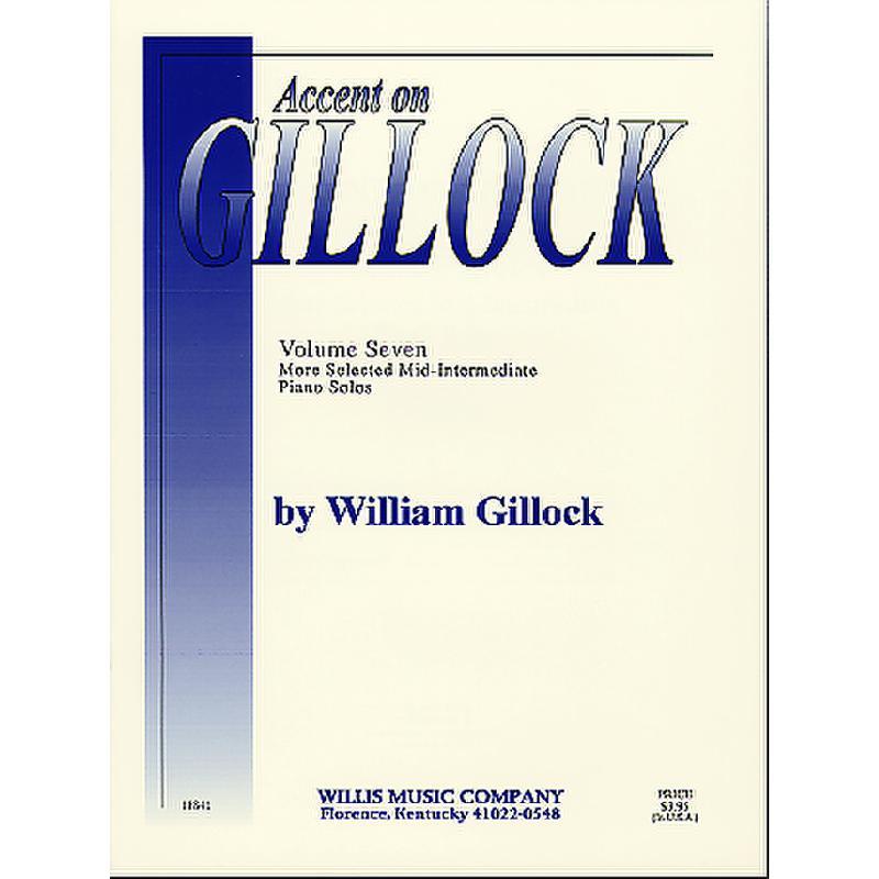 Titelbild für HL 406000 - ACCENT ON GILLOCK 7