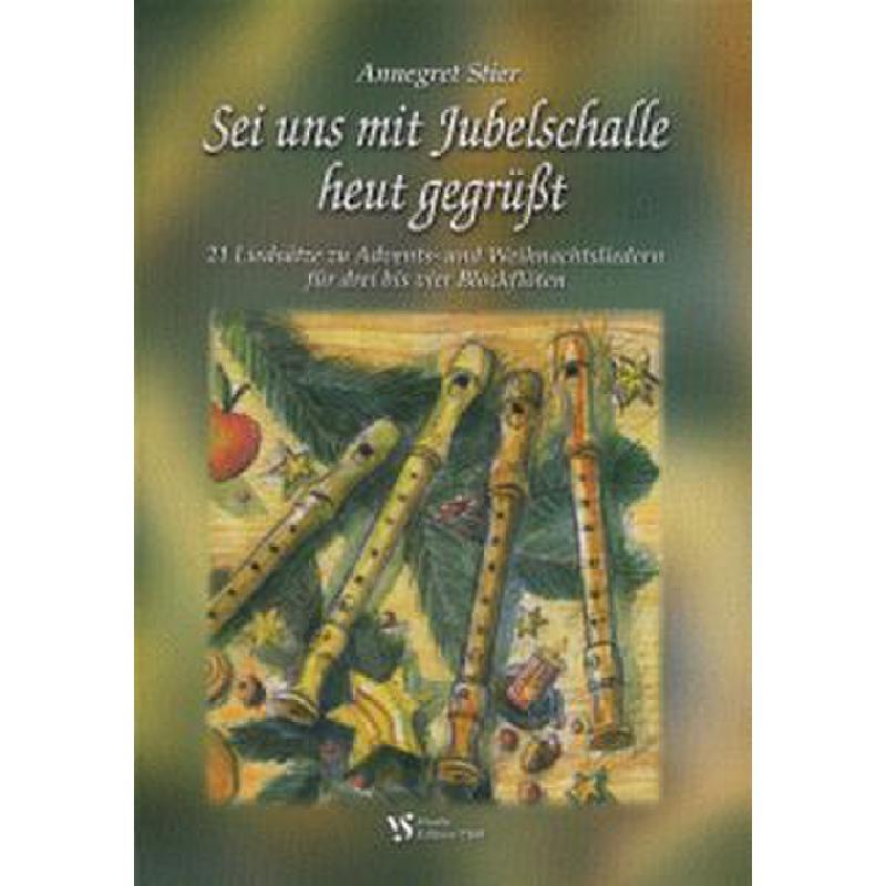 Titelbild für VS 7160 - SEI UNS MIT JUBELSCHALLE HEUT GEGRUESST