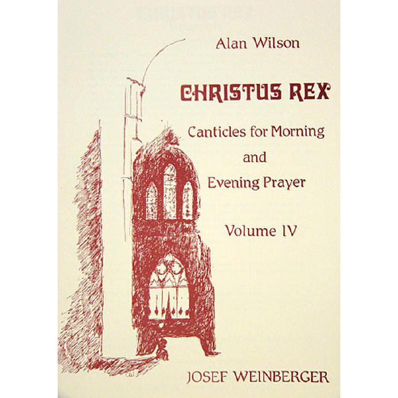 Titelbild für WEINB 1844-12 - CHRISTUS REX