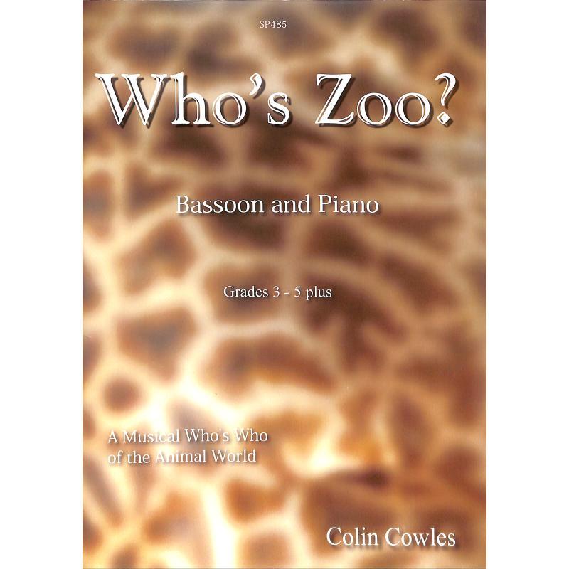 Titelbild für SPARTAN 485 - WHO'S ZOO