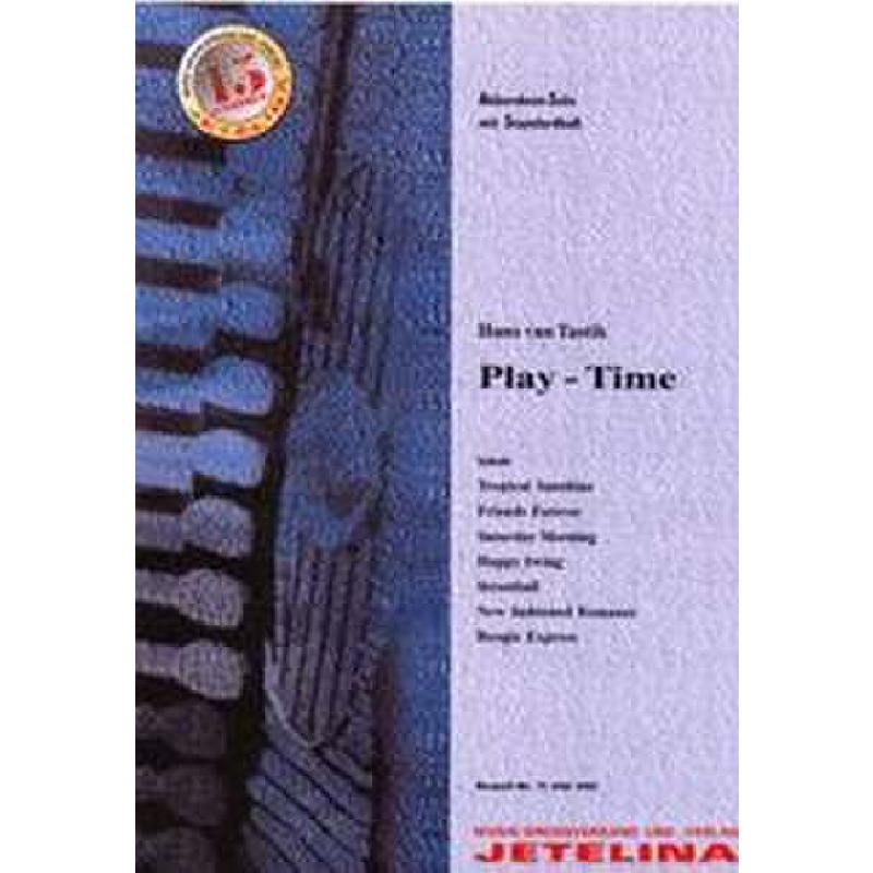 Titelbild für JETELINA 71050090 - PLAY TIME