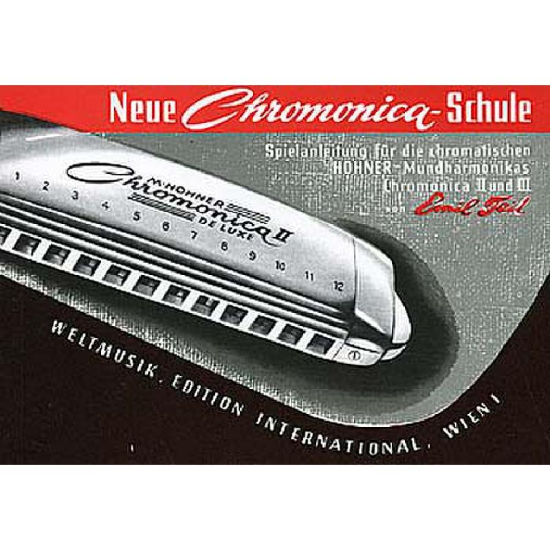 Titelbild für WM 961029 - NEUE CHROMONICA SCHULE