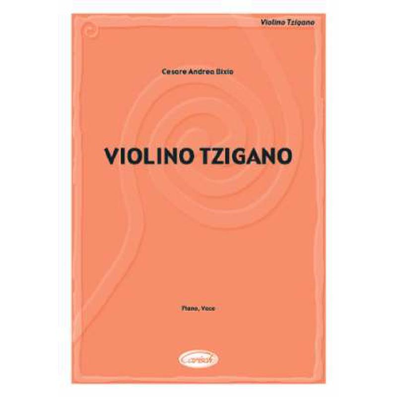 Titelbild für ML 1838 - VIOLINO TZIGANO