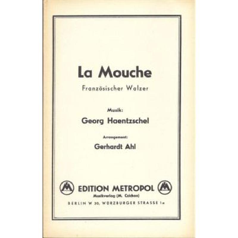 Titelbild für METEMB 525 - LA MOUCHE