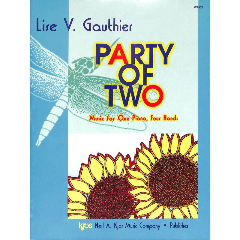 Titelbild für KJOS -WP576 - PARTY OF TWO
