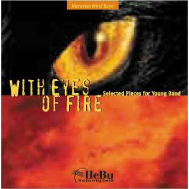 Titelbild für HEBU 81008 - WITH EYES OF FIRE