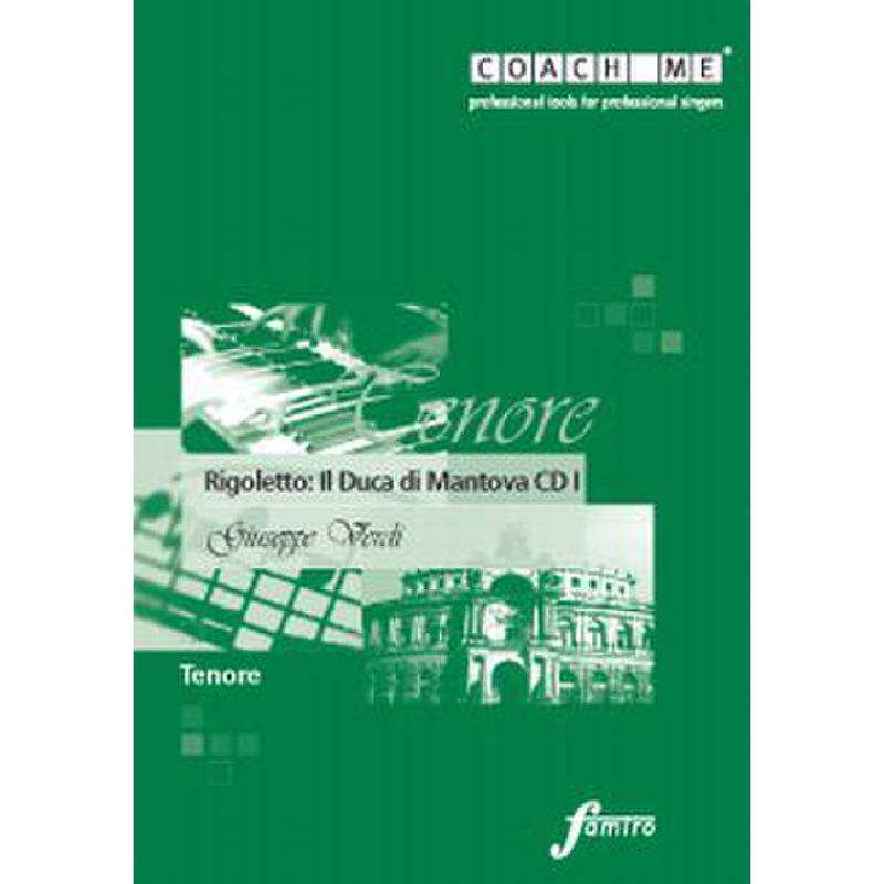 Titelbild für FMMS 05-01 - RIGOLETTO - IL DUCA DI MANTOVA - TENOR