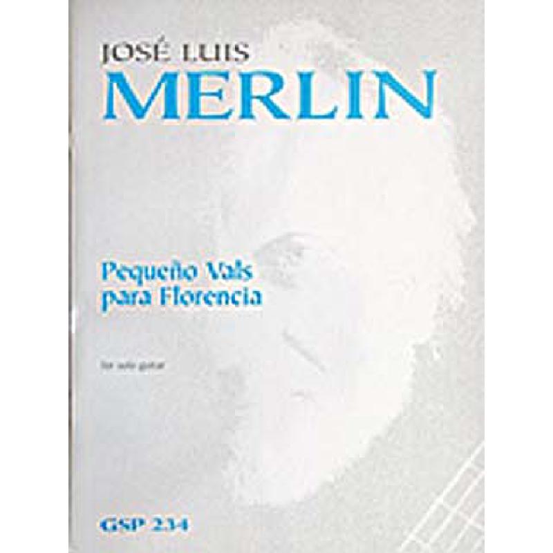 Titelbild für GSP 234 - PEQUENO VALS PARA FLORENCIA