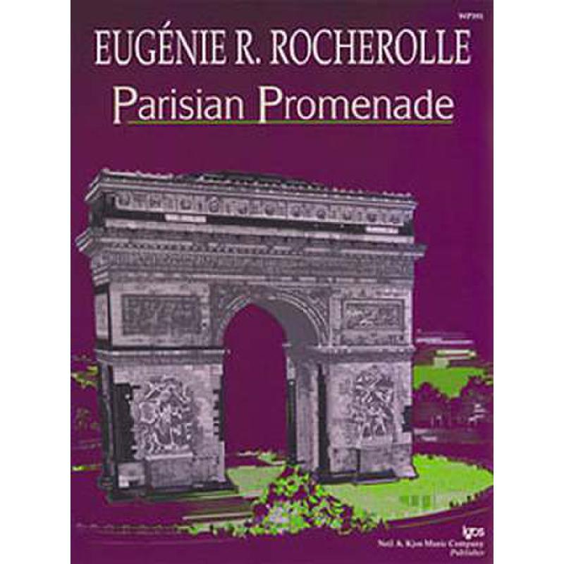 Titelbild für KJOS -WP391 - PARISIAN PROMENADE