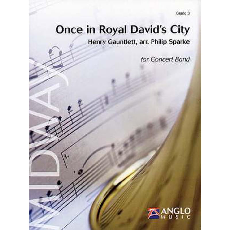 Titelbild für HASKE -AMP063 - ONCE IN ROYAL DAVID'S CITY