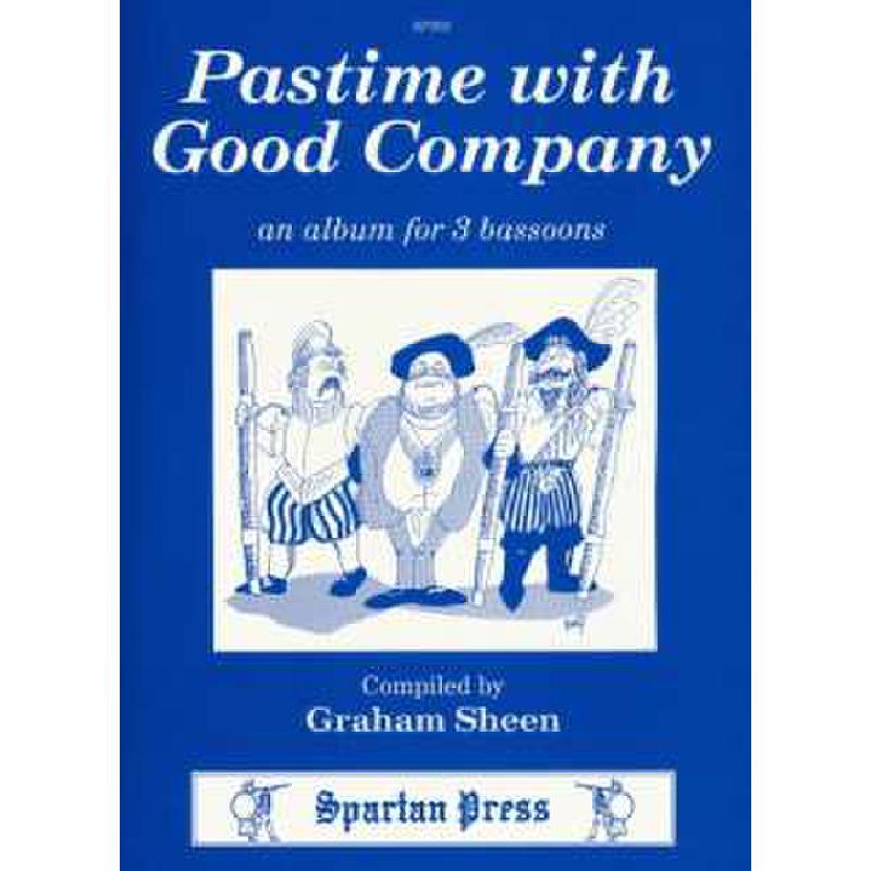 Titelbild für SPARTAN 202 - PASTIME WITH GOOD COMPANY
