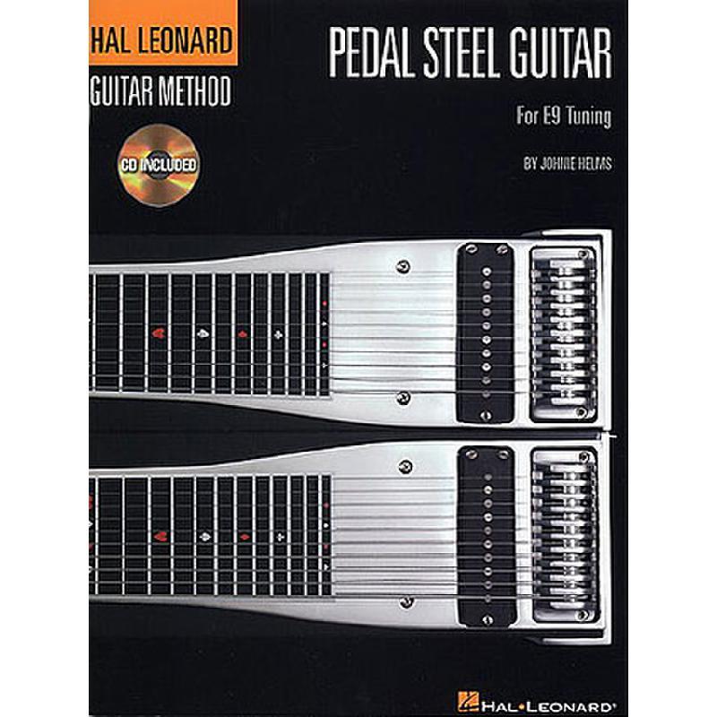 Titelbild für HL 695857 - PEDAL STEEL GUITAR FOR E9 TUNING