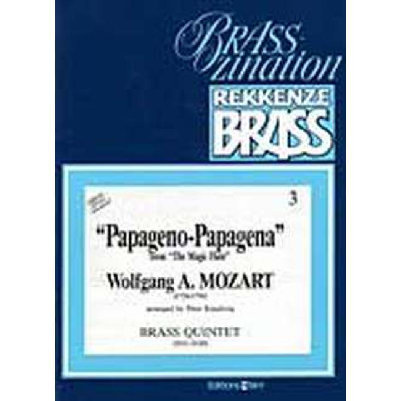 Titelbild für BIM -ENS4 - PAPAGENO PAPAGENA