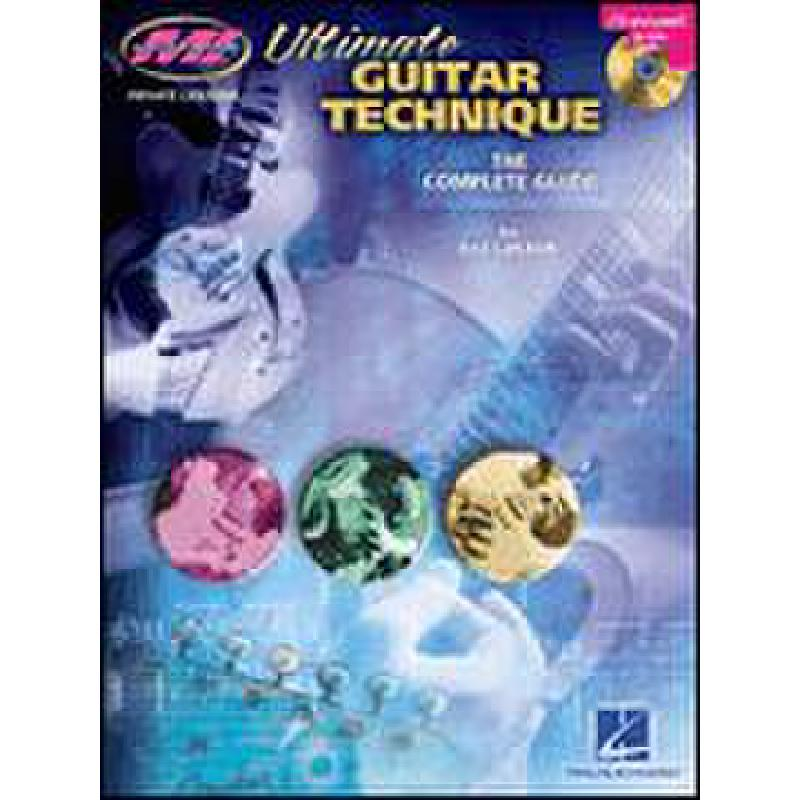 Titelbild für HL 695863 - ULTIMATE GUITAR TECHNIQUE