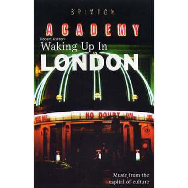 Titelbild für BOB 11154 - WAKING UP IN LONDON