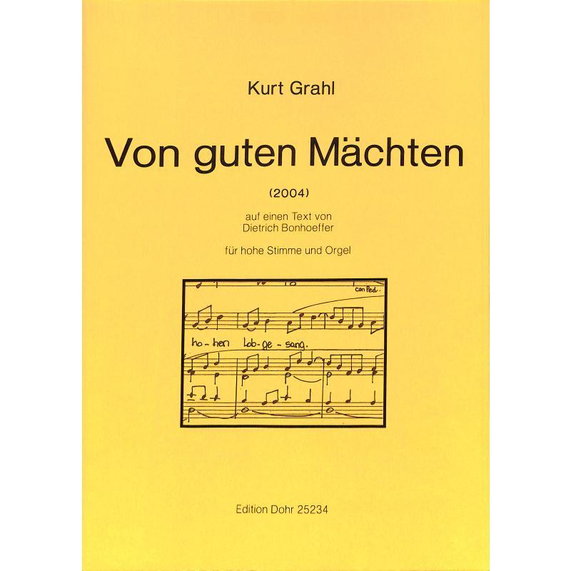 Titelbild für DOHR 25234 - VON GUTEN MAECHTEN (2004)