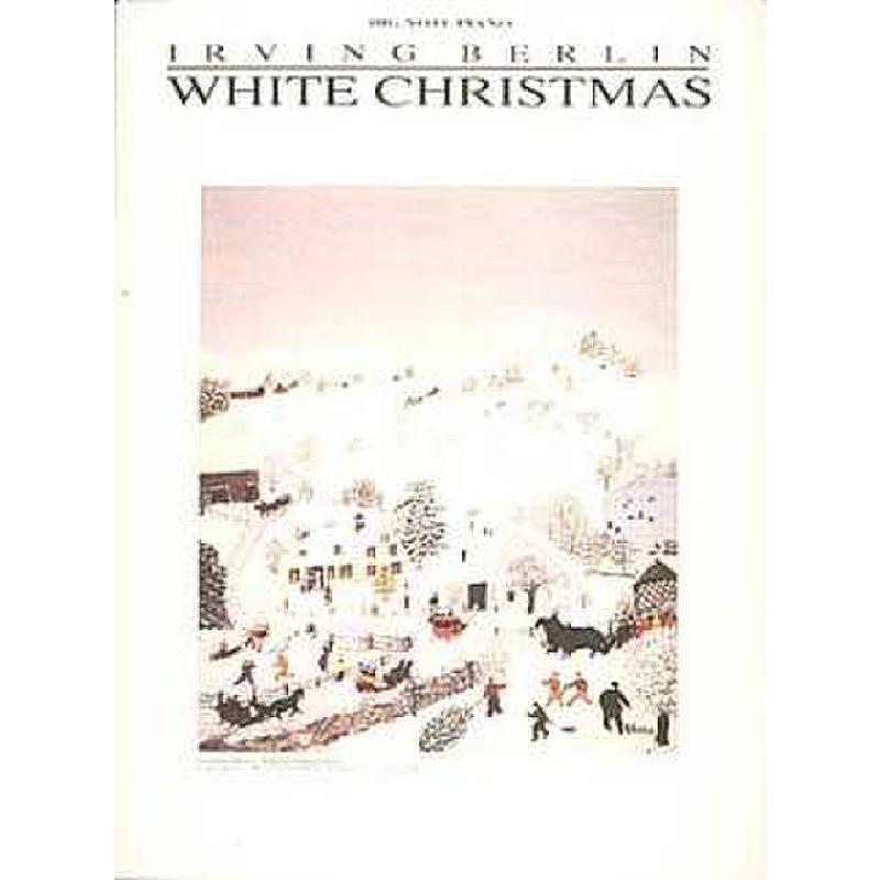 Titelbild für HL 5559 - WHITE CHRISTMAS