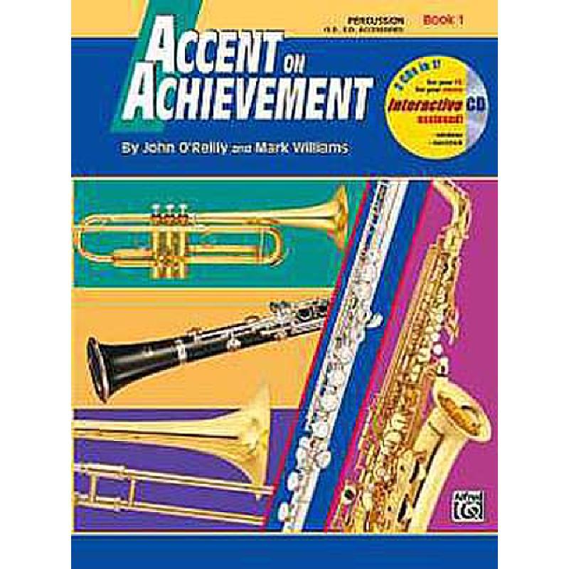 Titelbild für ALF 17097 - ACCENT ON ACHIEVEMENT 1