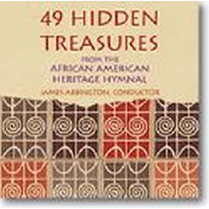 Titelbild für GIA -CD636 - 49 HIDDEN TREASURES FROM THE