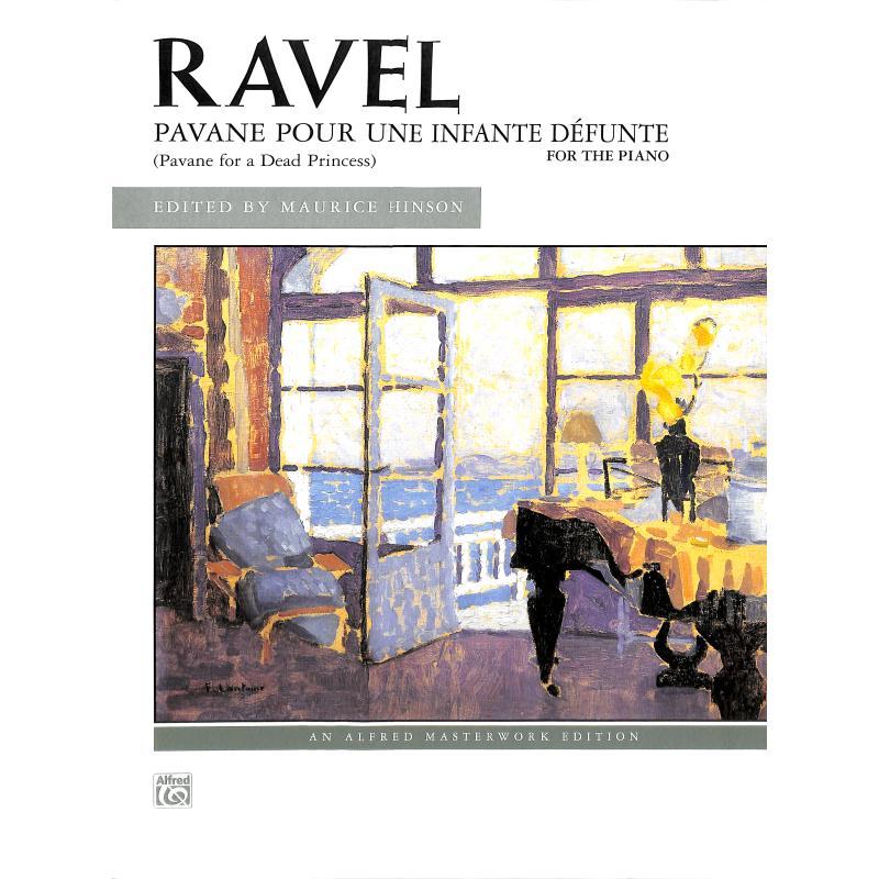 Titelbild für ALF 894 - PAVANE POUR UNE INFANTE DEFUNTE