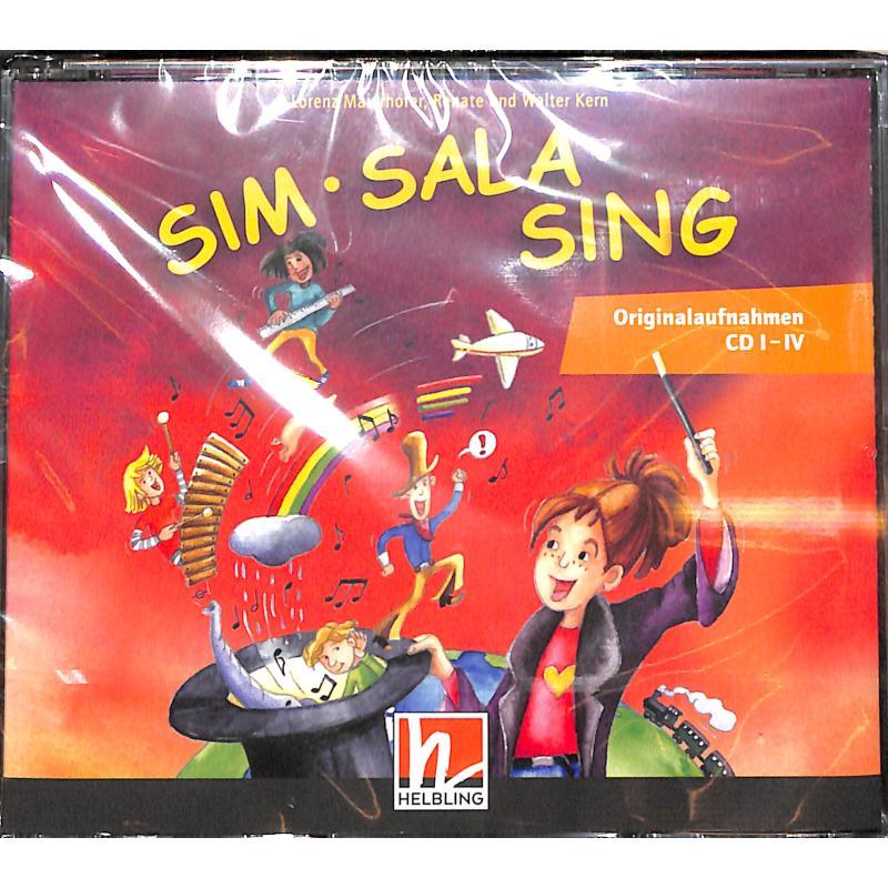 Titelbild für HELBL -A5633CD - SIM SALA SING